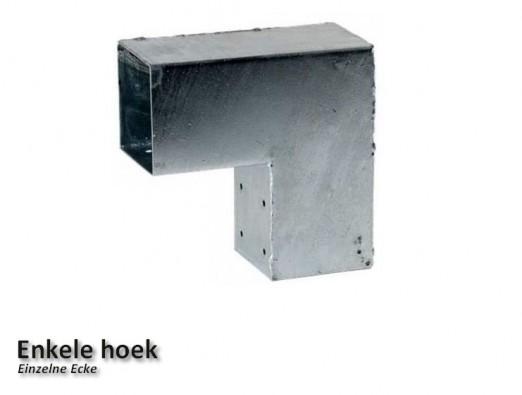 Pergola Eckverbinder 71x71mm