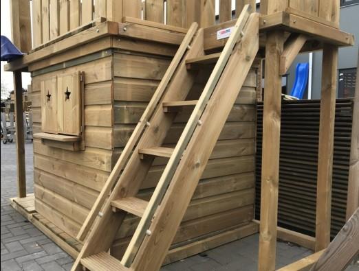 Doppelte Handrails für Treppe