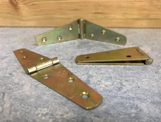 Kistenband - Scharnier 75mm