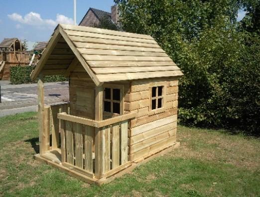 Klein Spielhaus