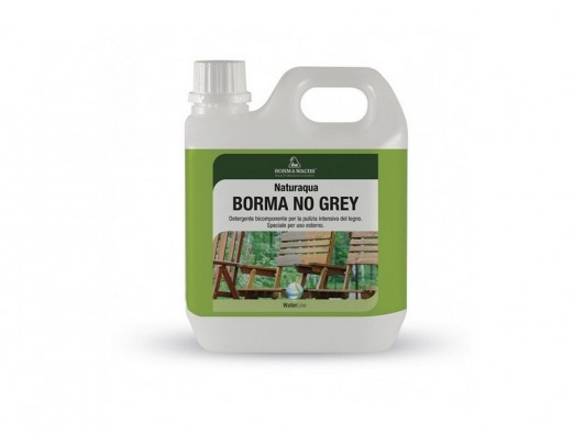 Borma Wachs - No Grey