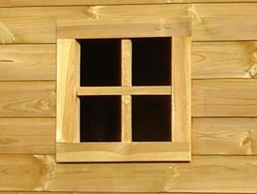 Extra Fenster