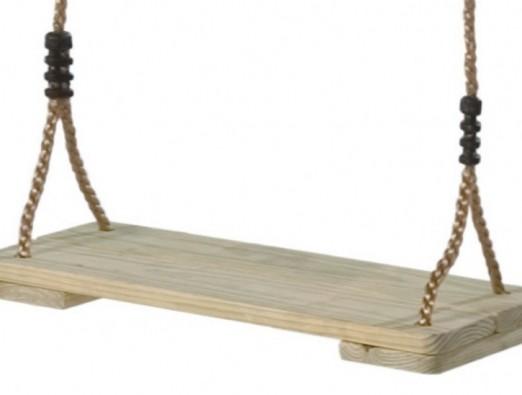 Schaukelsitz Holz