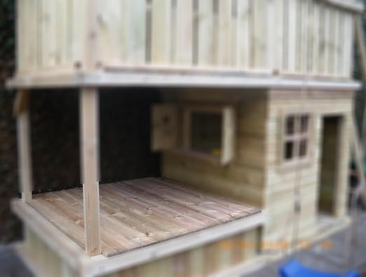 Sandkastendeckel 150 - Balkon